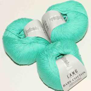 Baby Cotton Malachit