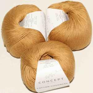 Cotton Cashmere Camel