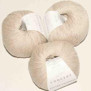 Cotton Cashmere Beige