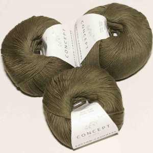 Cotton Cashmere Khaki