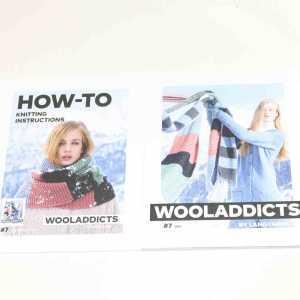 #7 WOOLADDICTS by Lang Yarns