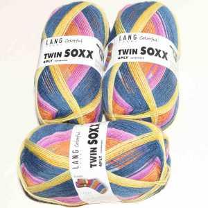 Twin Soxx 4-fach Colorful Ecuador