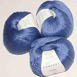 Pure Blau