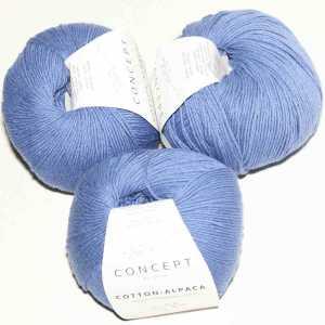 Cotton-Alpaca Jeans