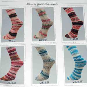 Mally Socks Xmas 24.12.21