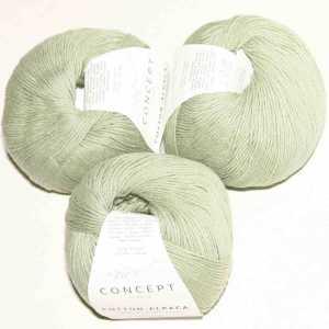 Cotton-Alpaca Blassgrün