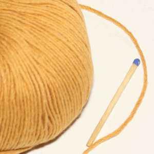 Cotton-Alpaca Hellbraun