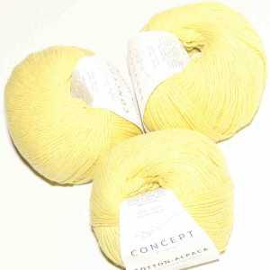 Cotton-Alpaca Hellpistaziengrün