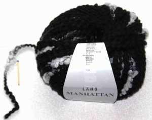 Manhattan schwarz-weiß