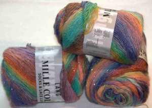 Mille Colori Socks & Lace Luxe dezent