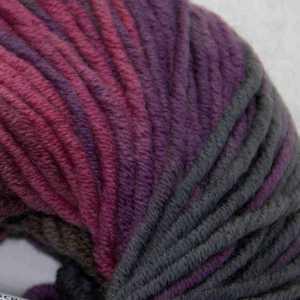 Merino 70 Dégradé Pink-Violett-Grau