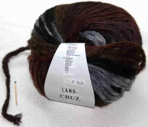 Cruz Braun-Silber-Schwarz