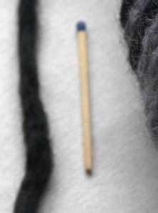Cruz Grün-Blau-Lila-Silber-Schwarz
