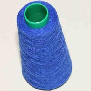 Spanngarn Blau25g