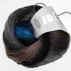 Mille Colori Baby Blau-Grau-Türkis